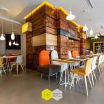 Granammare salerno retail design per pizzeria arredo interni pizzeria salerno - 65