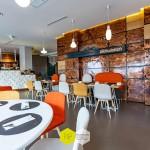 Granammare salerno retail design per pizzeria arredo interni pizzeria salerno - 67