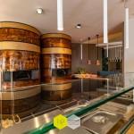 Granammare salerno retail design per pizzeria arredo interni pizzeria salerno - 75